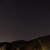 2012DA14 再接近時刻の南西方向 別の光跡②