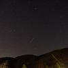 2012DA14 再接近時刻の南西方向 別の光跡①