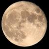 4/30は満月でした。