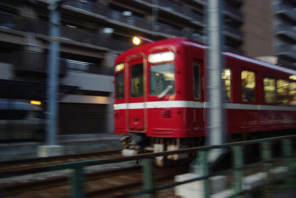 京浜急行大師線①