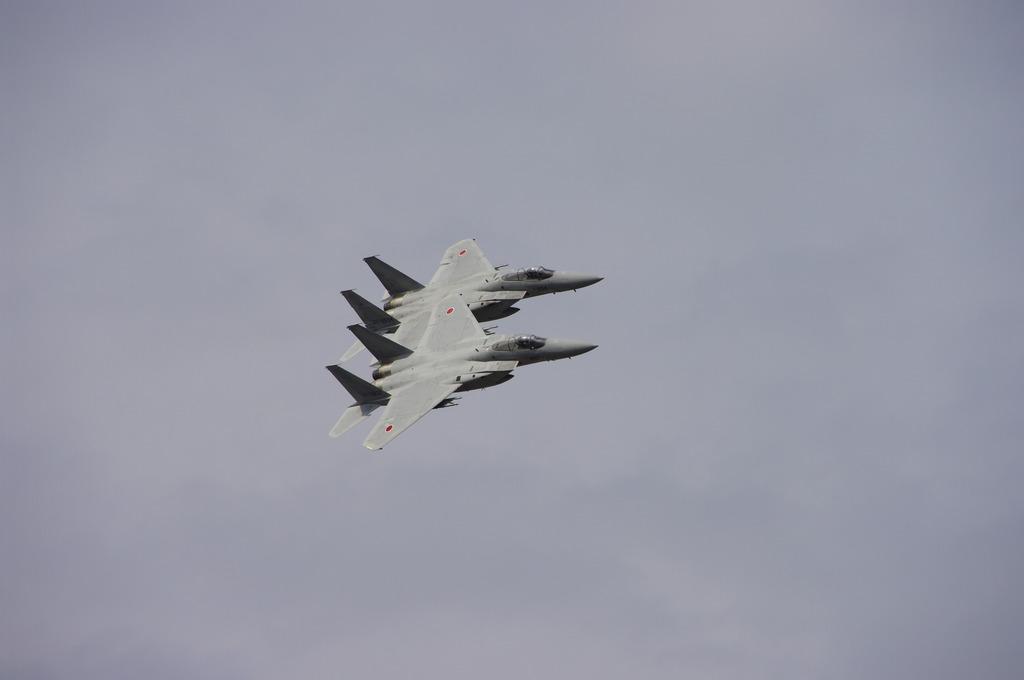 小松基地 航空ショー11