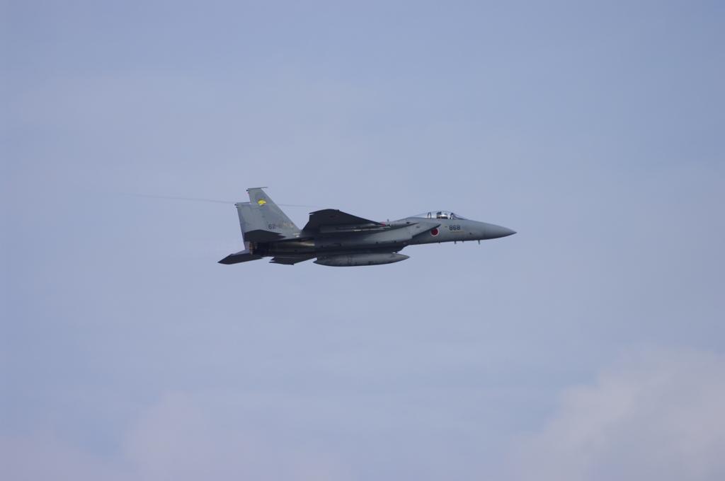 小松基地 航空ショー6