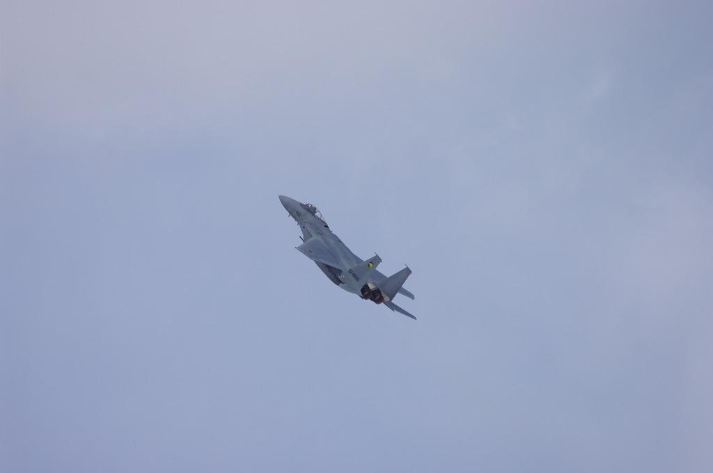 小松基地 航空ショー7