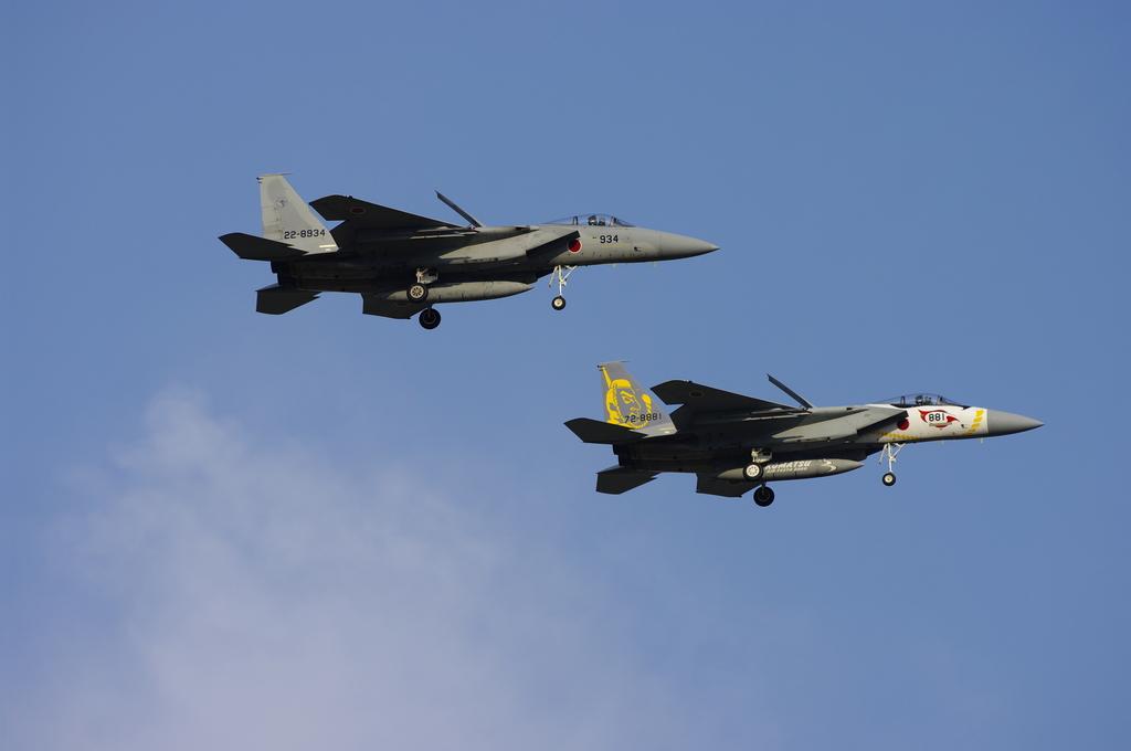 小松基地 航空ショー5