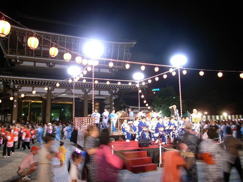 盆踊り2009