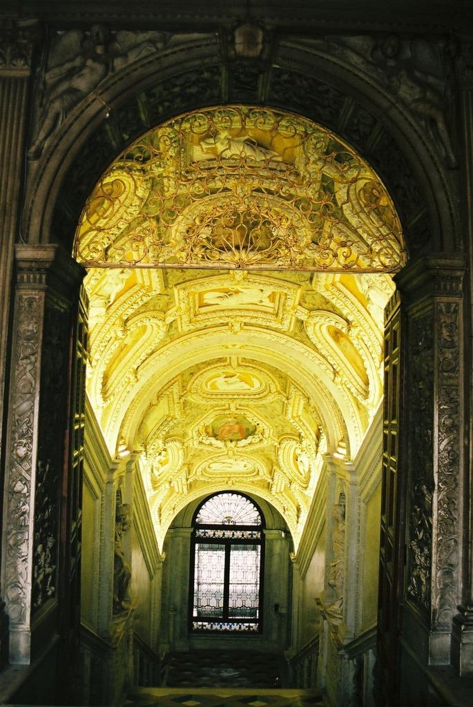 黄金の階段