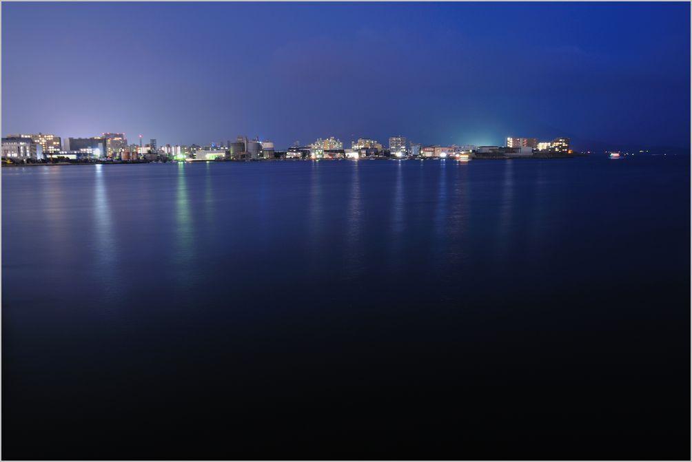 鹿児島市南港