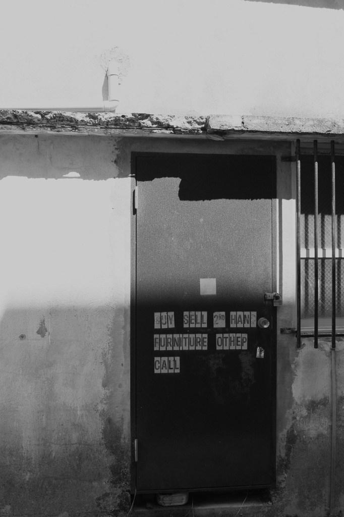 開かずのドア