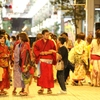 2010 新潟下駄総踊り 一日目終了