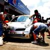 夏の日の耐久レース