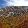 立山の紅葉