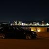 BMWと神戸の街