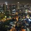 梅田スカイビルの夜景2