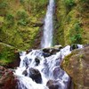 養老の滝の下の滝