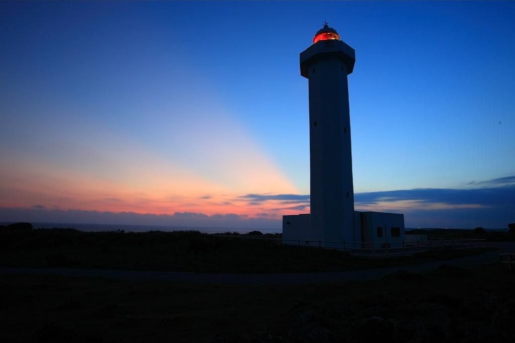 宮古島 平安名崎灯台