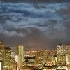 ハワイの夜景