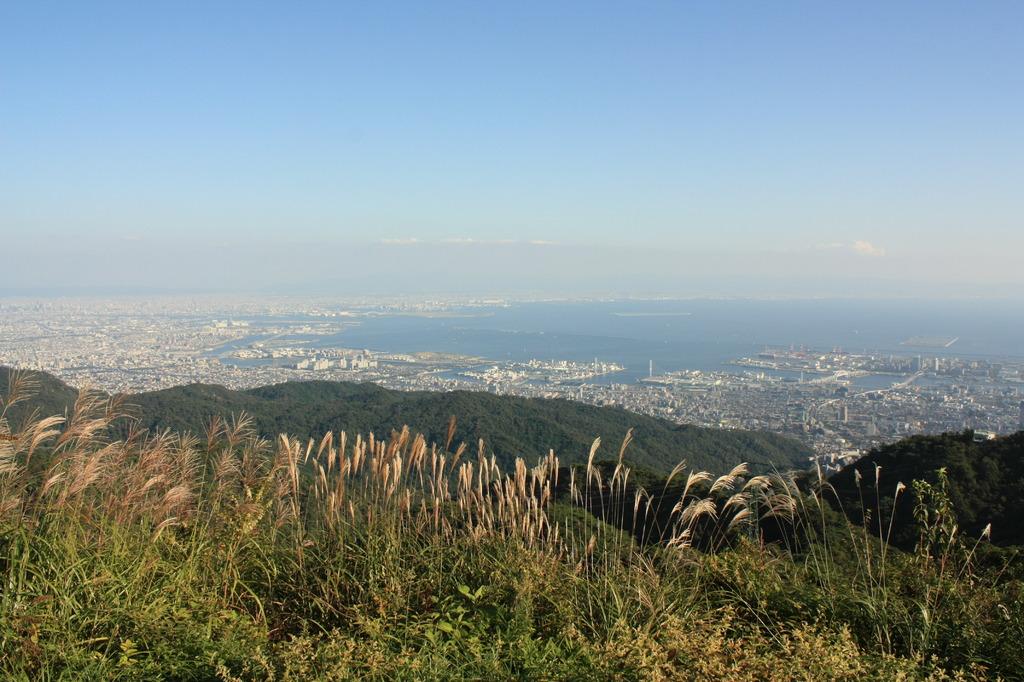 神戸から大阪