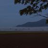 ニセコアンヌプリと朝霧