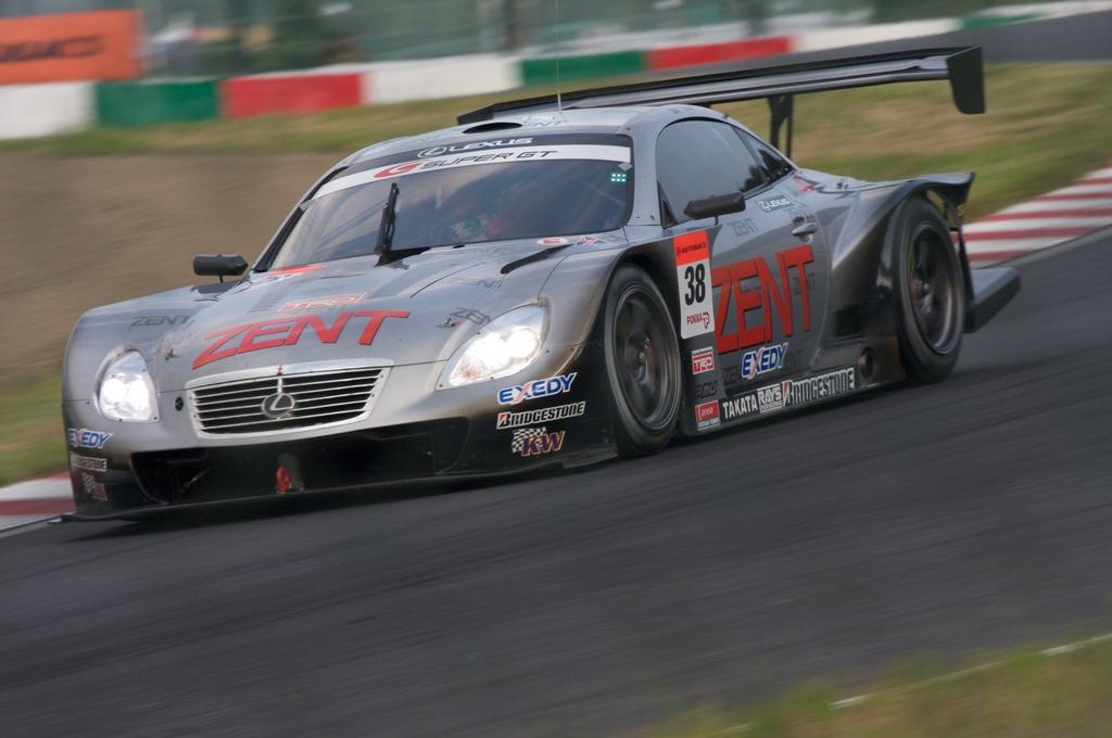 鈴鹿GT SC430