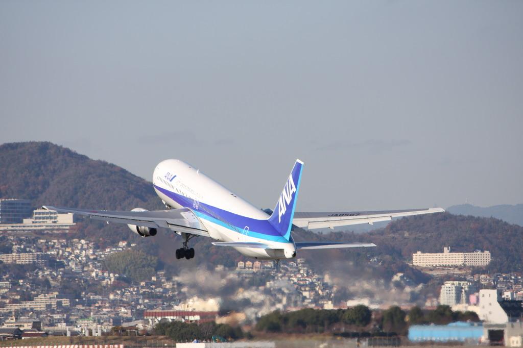 兵庫 伊丹空港