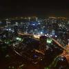 東京タワーからの夜景①