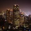 東京タワーからの夜景②