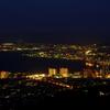 夢見ヶ丘からの琵琶湖夜景