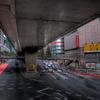 渋谷、高架下