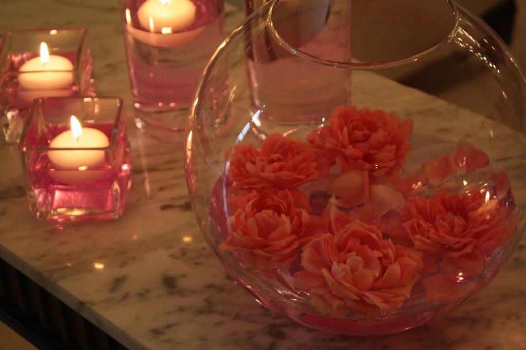 幸福な花束