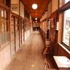 昔懐かし廊下