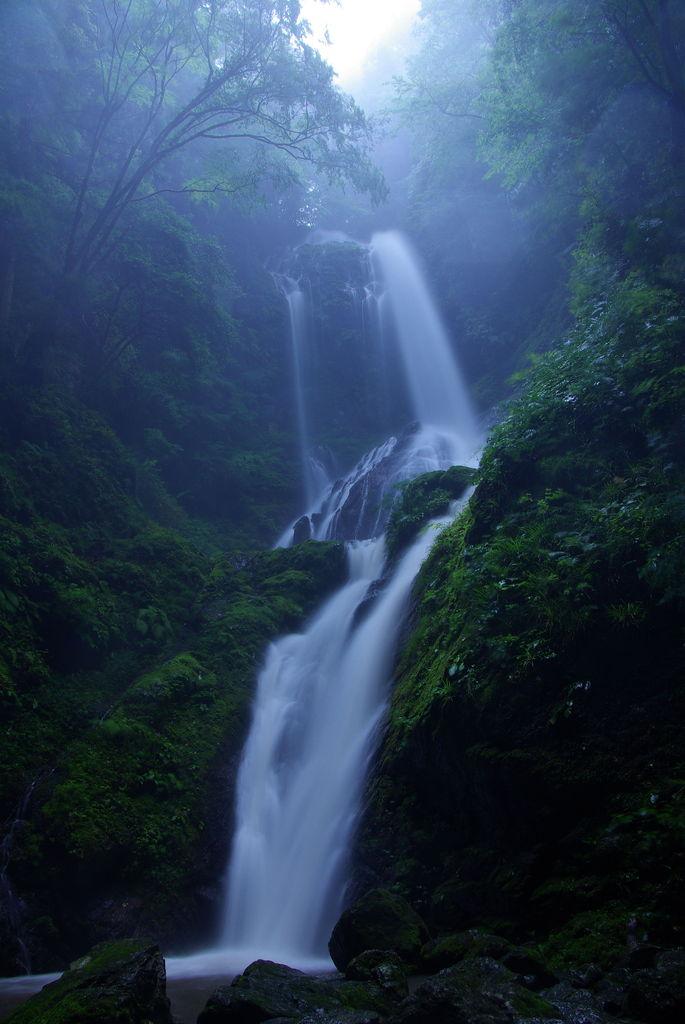 2009_08_09 四国雨乞の滝