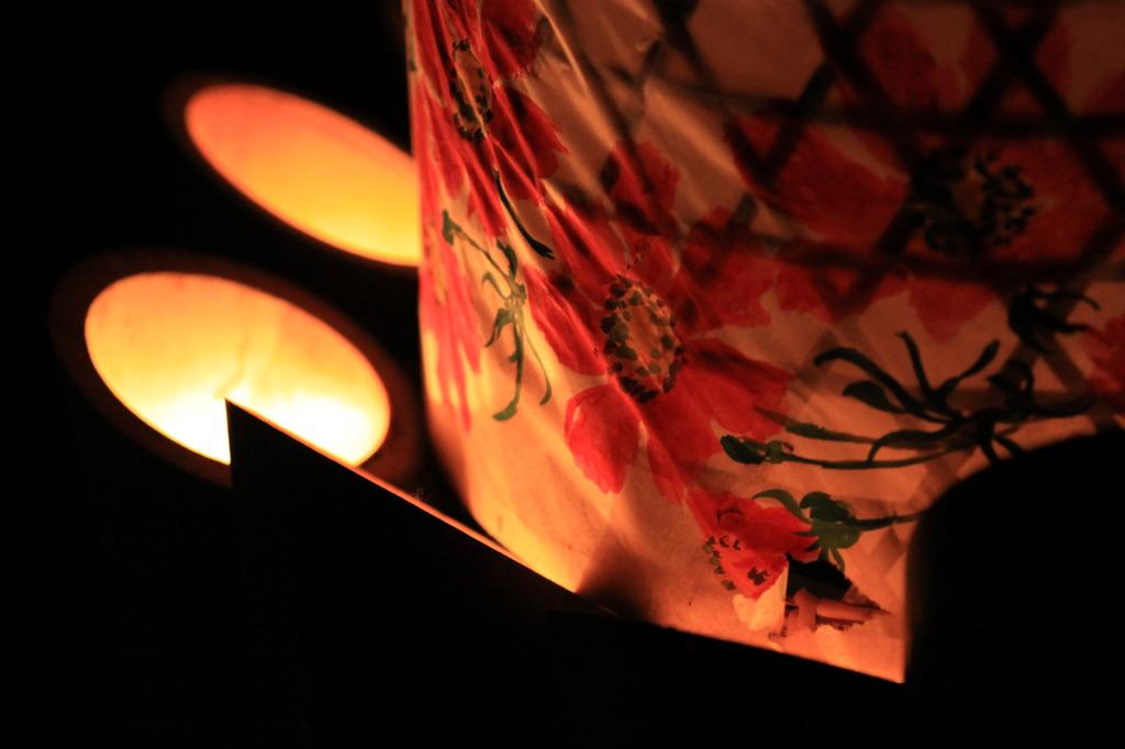 竹灯篭 ④