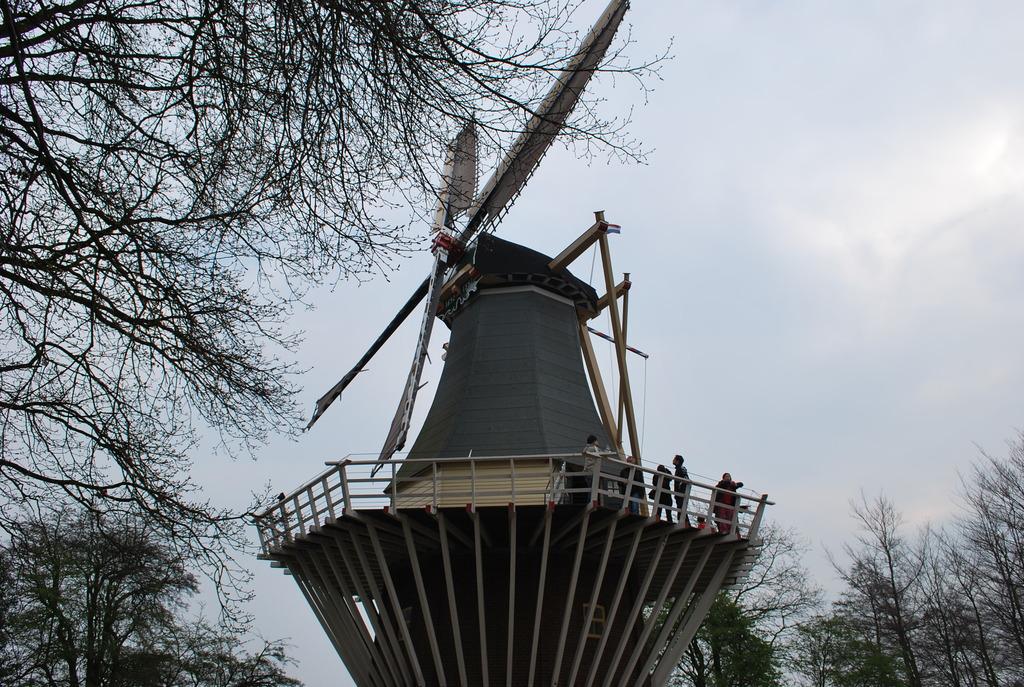 オランダの風車