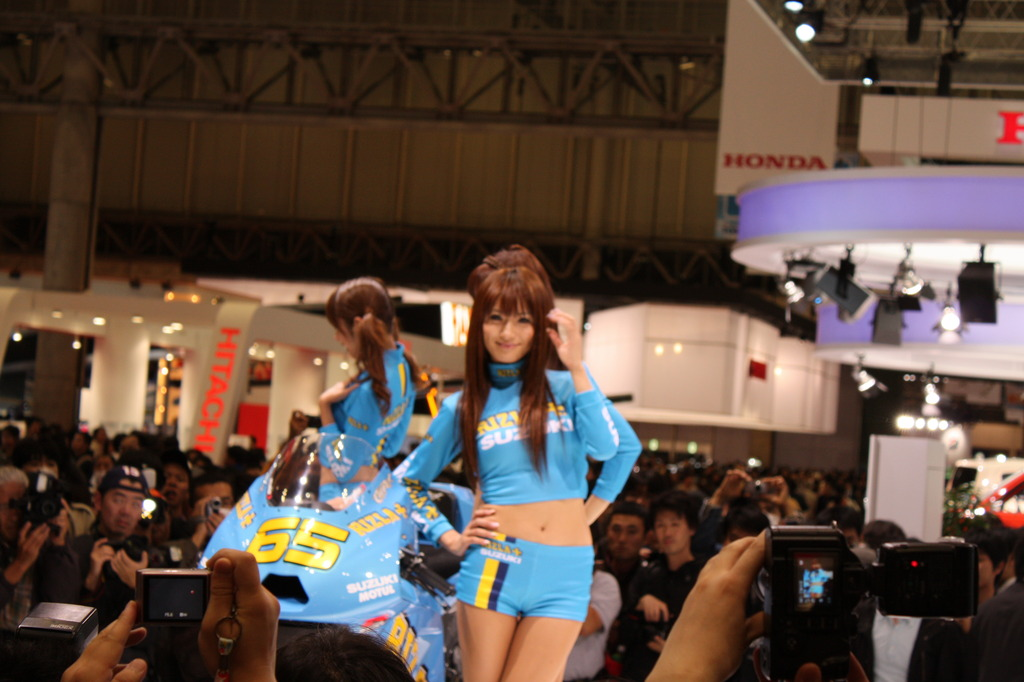 東京モーターショー 1