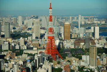 東京ターワ