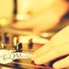 DJ の手