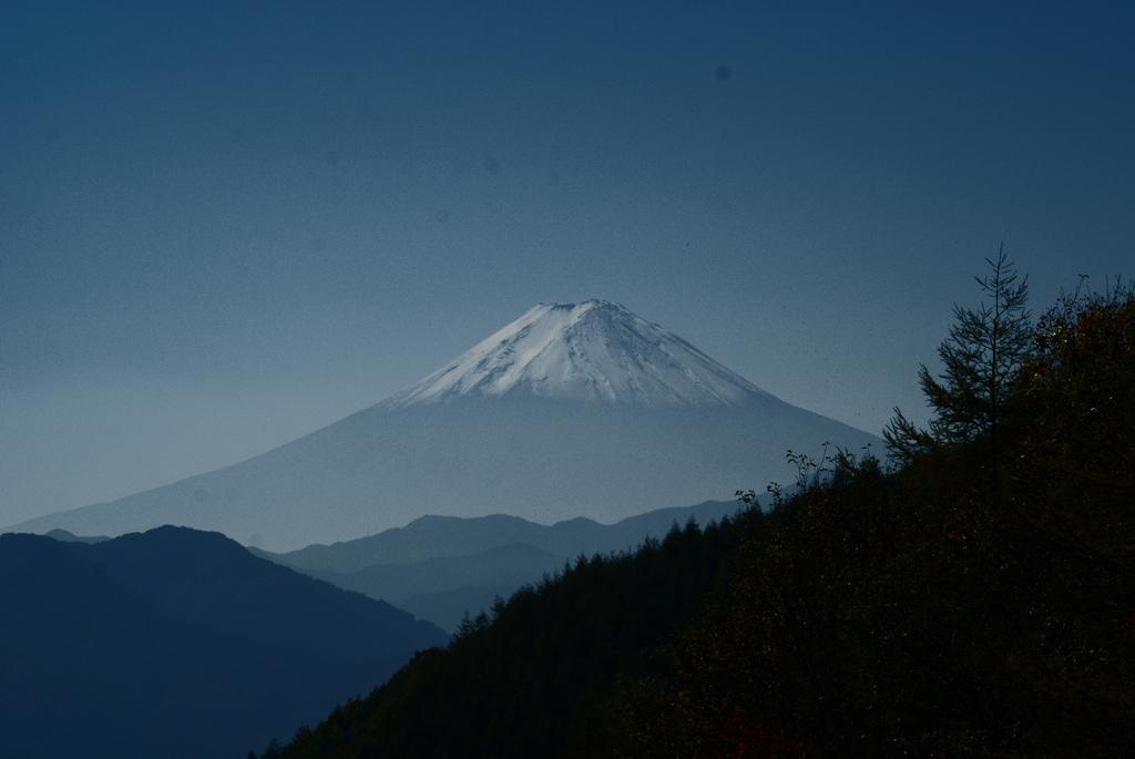 富士山 ~柳沢峠~