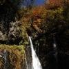 裏見の滝秋景