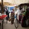 Mkuranga の市にて