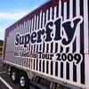 Superflyツアートラック