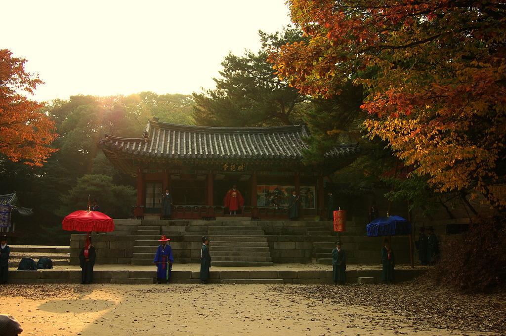 韓国ソウル1