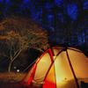キャンプの夜2