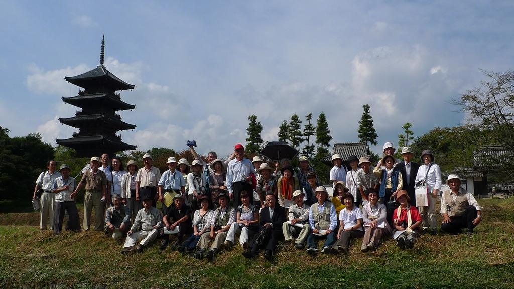 備中国分寺 記念