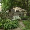 夏の英国庭園12
