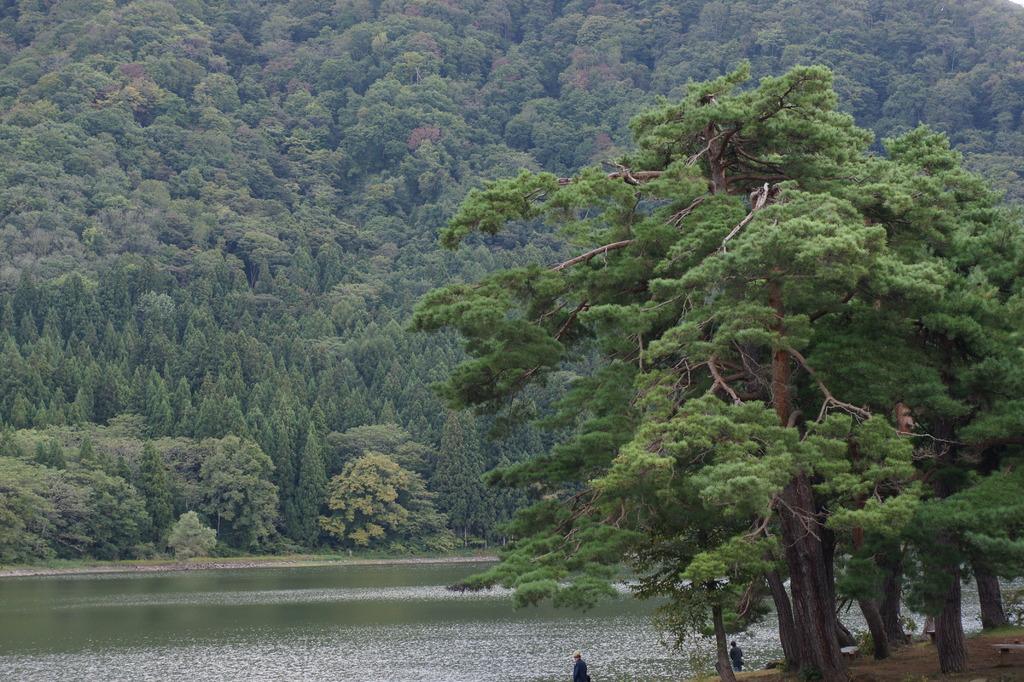 野沢温泉 北竜湖
