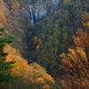 志賀高原澗満滝