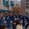 海神社秋祭  東垂水