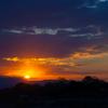 sunrise @渡月橋