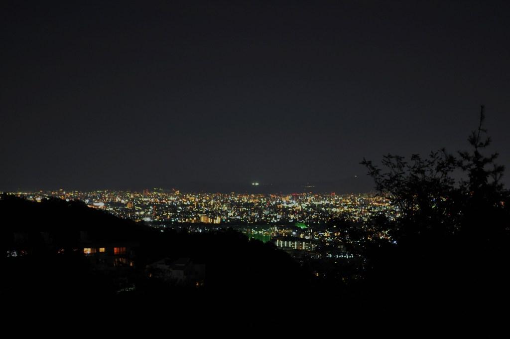 阪神間の夜景穴場スポット