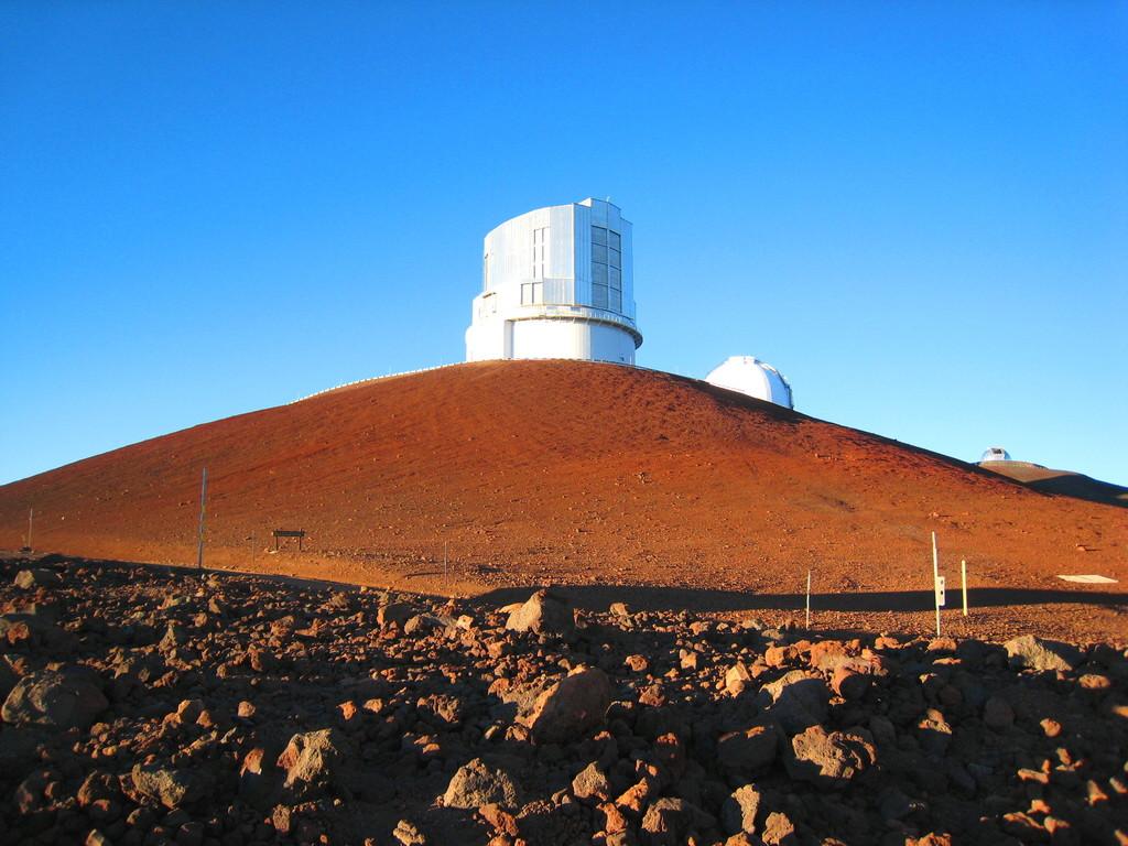 スバル望遠鏡